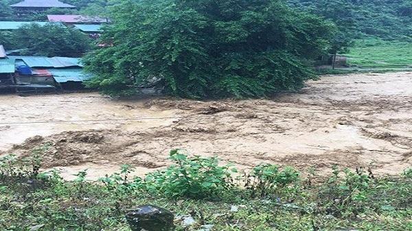Dự báo thời tiết 26/6: Nước lũ tiếp tục lên