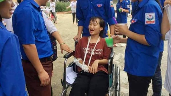 Những hình ảnh đẹp trong ngày thi THPT Quốc gia 2018 ở Yên Bái