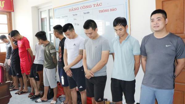 Triệt phá đường dây cá độ bóng đá hơn 35 tỷ đồng tại Hà Tĩnh