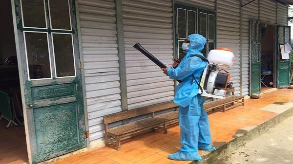 Sa Pa tích cực phòng, chống bệnh sốt phát ban dạng sởi