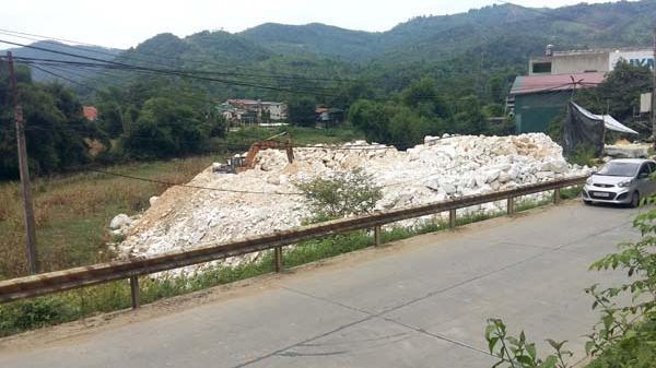 Lục Yên (Yên Bái): Ngang nhiên lấn chiếm lòng hồ thủy điện