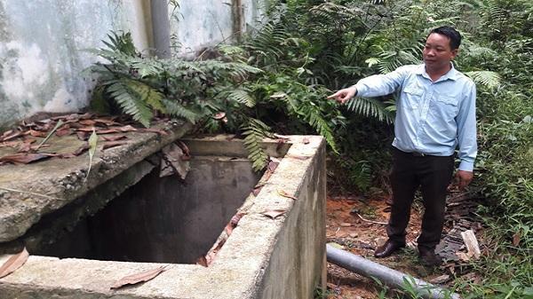 """Công trình cấp nước sinh hoạt tiền tỷ """"đắp chiếu"""" gần 4 năm ở Lào Cai: Trách nhiệm thuộc về ai?"""
