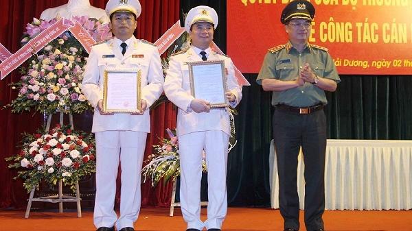 Hải Dương có tân Giám đốc Công an tỉnh