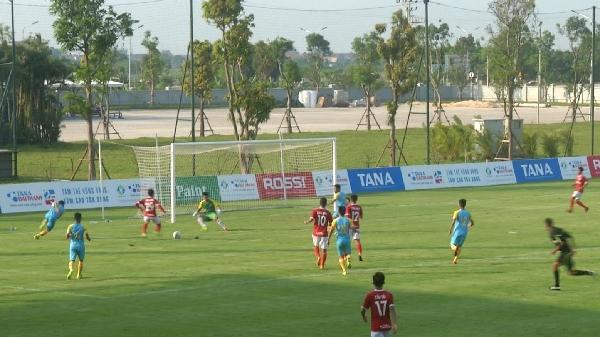 Thắng Fishsan Khánh Hoà 3-0, CLB Phố Hiến vào vòng chung kết thăng hạng