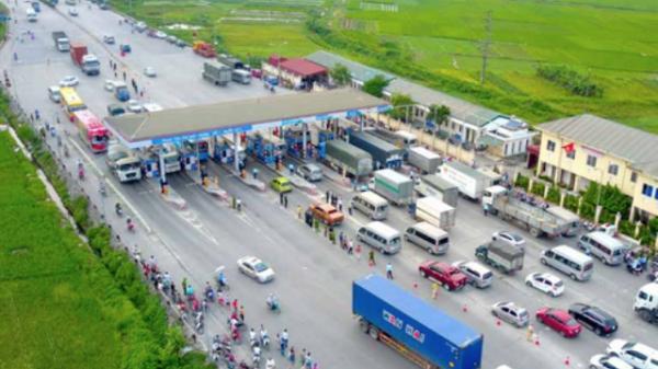Miễn, giảm giá vé hai trạm BOT trên QL5 (Hưng Yên - Hải Phòng) từ 1/8