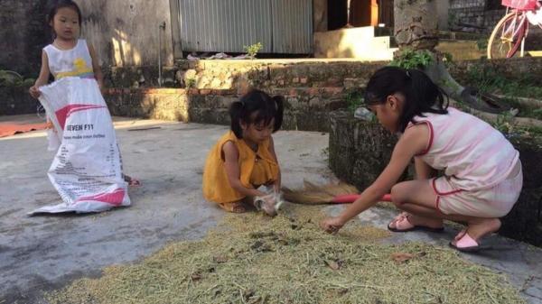 Hà Tĩnh: Mẹ bệnh nặng, 3 con thơ sống lay lắt qua ngày