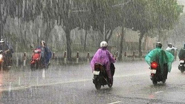 Dự báo thời tiết ngày 7/7: Bắc Bộ mưa lớn, cảnh báo lũ quét tại vùng núi Tây Bắc