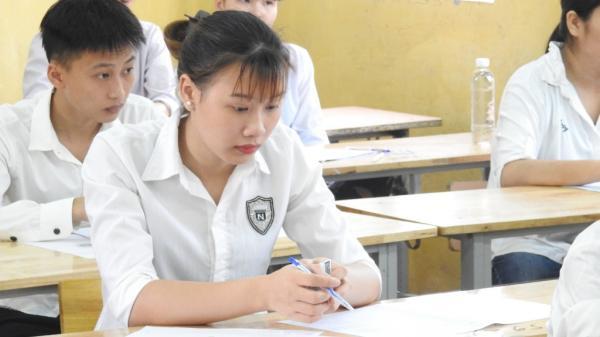 Phú Thọ: Đã ghi nhận điểm 10 môn Giáo dục công dân trong kỳ thi THPT quốc gia 2018