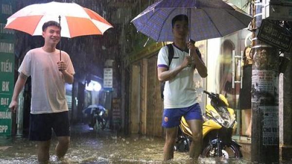 Bắc Giang và các tỉnh miền Bắc sẽ mưa tới bao giờ?