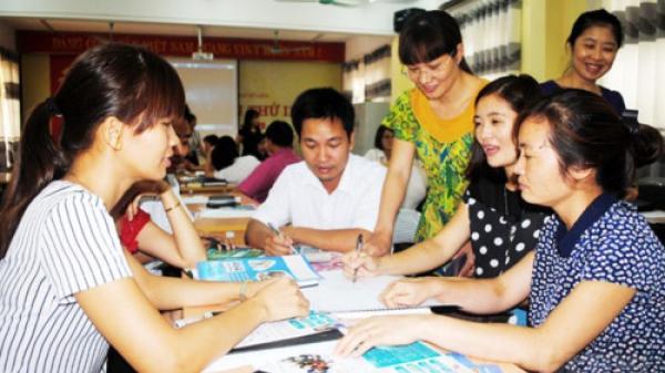 Hòa Bình: Kiện toàn đội ngũ giáo viên cốt cán cấp THCS, THPT