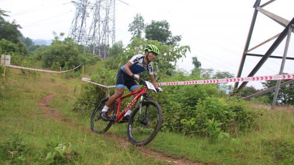 Hòa Bình giành 2 huy chương vàng giải xe đạp địa hình trẻ toàn quốc năm 2018