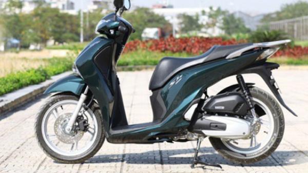 SH và nhiều mẫu xe máy của Honda giảm giá mạnh trong tháng 7