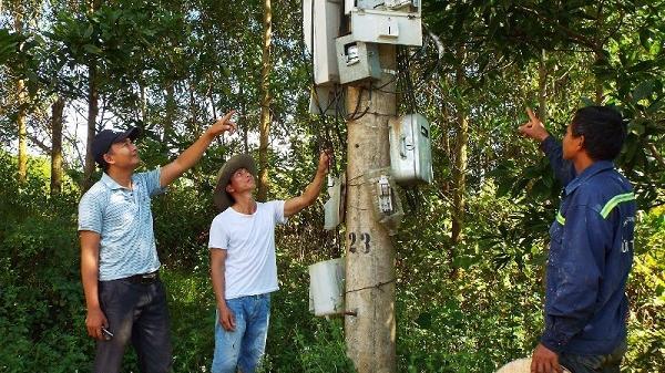 Đức Thọ (Hà Tĩnh): Ngôi làng bị ngành điện… lãng quên