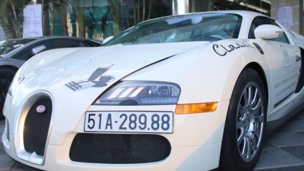 Dàn siêu xe triệu đô đang gây sốt tại Hà Tĩnh