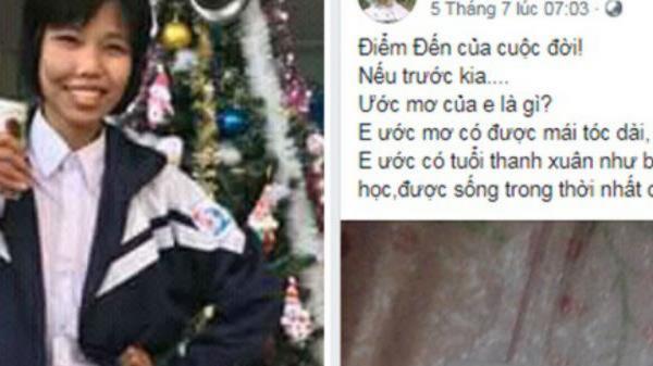 """Thiếu nữ 10X Bắc Giang và tâm sự """"Điểm đến cuộc đời"""" khiến ai cũng rơi nước mắt"""