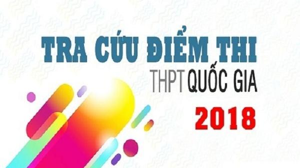 Cách tra cứu điểm thi THPT Quốc gia 2018 tỉnh Hải Dương nhanh, chính xác nhất