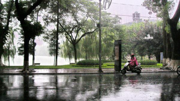 NÓNG: Xuất hiện một vùng áp thấp trên Biển Đông, có khả năng mạnh lên thành áp thấp nhiệt đới