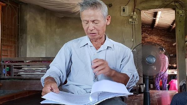 Hải Dương: Nông dân đưa lãnh đạo xã ra tòa vì chiếc máy bơm, máy cày