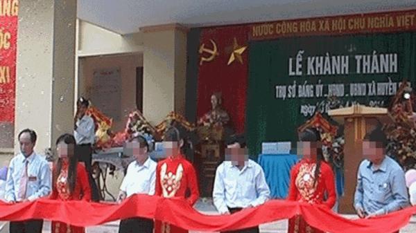 """Một phó chủ tịch UBND xã ở Bắc Giang """"bỗng dưng mất tích"""""""