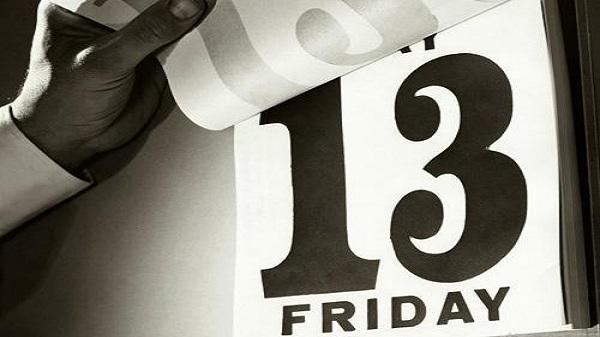 Thứ 6 ngày 13: Tuyệt đối đừng làm 10 việc này nếu không muốn vận xui đeo bám