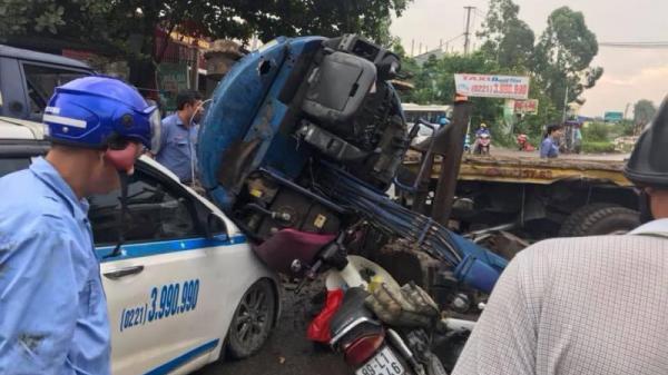 Hưng Yên: TNGT đường sắt kinh hoàng do hệ thống gác ghi hỏng?