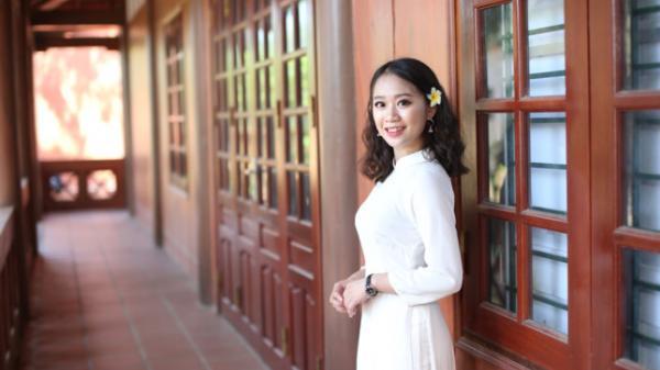 Nữ sinh thủ khoa khối C là người dân tộc Thái ở Hòa Bình