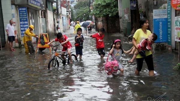 Dự báo thời tiết 14/7: Mưa to, Bắc Giang và nhiều tỉnh phía Bắc nguy cơ ngập lụt