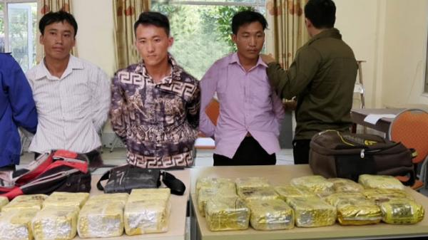 Triệt xóa đường dây ma túy đá lớn nhất từ trước đến nay từ 1 tỉnh Tây Bắc sang Trung Quốc