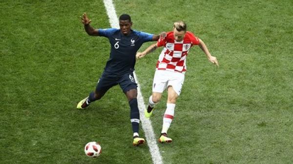 Pháp giành lại vương vị World Cup sau tròn 2 thập kỷ