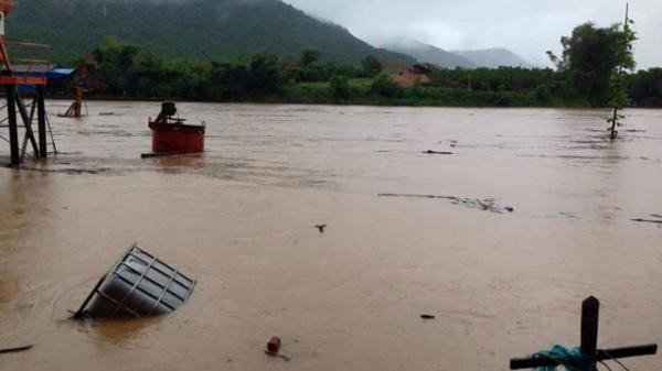 Công điện khẩn của Chủ tịch UBND tỉnh về chủ động ứng phó với mưa, lũ quét và sạt lở đất