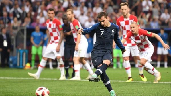 Khoảnh khắc không thể quên và những con số thống kê đáng chú ý tại World Cup 2018
