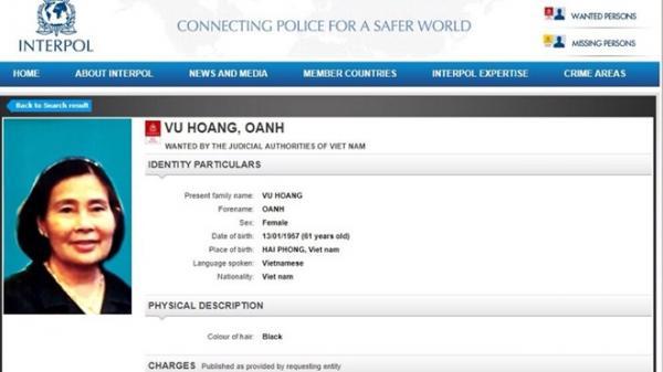 """Ra lệnh truy nã quốc tế """"bà trùm"""" đường dây ma túy xuyên quốc gia"""