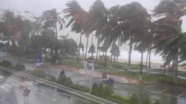 Thời tiết 17/7: Bão giật cấp 10 di chuyển nhanh, mưa to khắp nơi