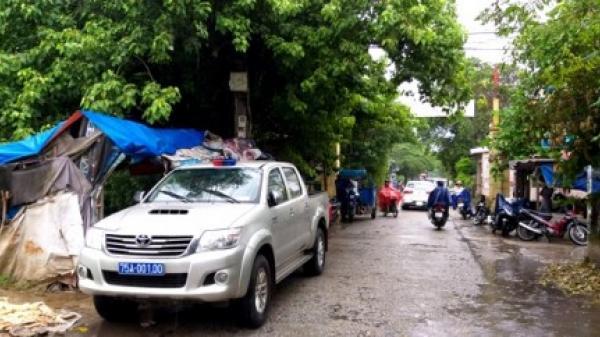 Hà Tĩnh: Phát hiện thi thể người phụ nữ dưới gốc cây bồ đề, bên cạnh can xăng