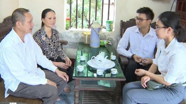 Gặp gỡ 3 thí sinh Hưng Yên đạt điểm 10 trong kỳ thi THPT Quốc gia
