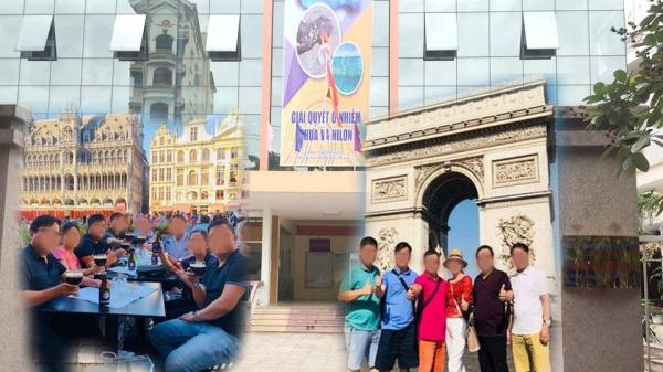 Bắc Giang: Giám đốc sở TN&MT phủ nhận việc cấp dưới đi du lịch châu Âu bằng tiền của Doanh nghiệp