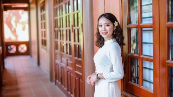 Nữ sinh Hòa Bình xinh đẹp hết nấc có điểm thi THPT quốc gia cực đỉnh khiến dân mạng ghen tỵ