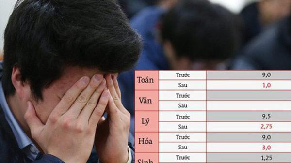 Điểm số thật sự của 3 thí sinh ở Hà Giang từng nằm trong top 11 thí sinh có điểm thi THPT cao nhất nước