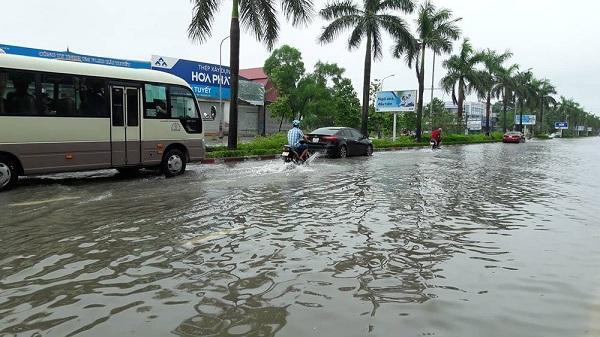 CẢNH BÁO: Bão Sơn Tinh tấn công, nhiều nơi nguy cơ lụt
