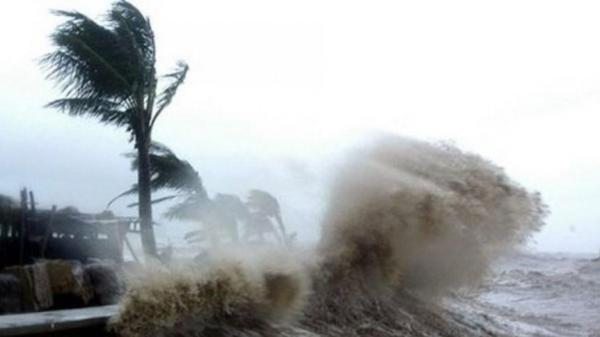 KHẨN: Chiều tối nay bão Sơn Tinh tấn công, nhiều nơi có nguy cơ lụt
