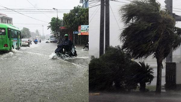 Dự báo thời tiết ngày 19/7: Bắc Bộ và Bắc Trung Bộ mưa lớn đề phòng lũ quét, sạt lở đất