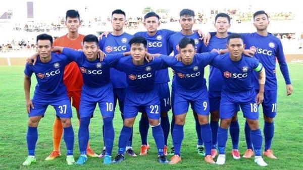 Đạti giải hạng nhì quốc gia trước Phố Hiến FC (Hưng Yên), cầu thủ Bà Rịa Vũng Tàu đuổi đánh trọng tài
