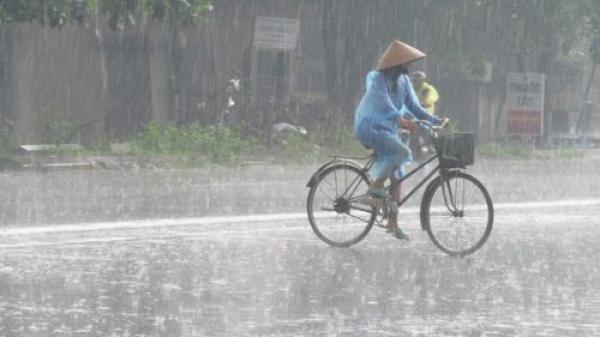 Miền Bắc và Bắc Trung Bộ còn mưa kéo dài đến khi nào?