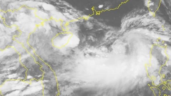 Áp thấp nhiệt đới liên tiếp uy hiếp Biển Đông