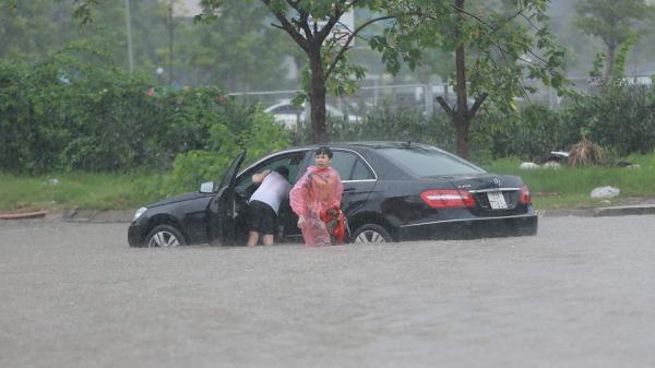 Dự báo thời tiết 5 ngày tới: Ngập lụt chưa dứt, áp thấp lại đe dọa nhiều tỉnh