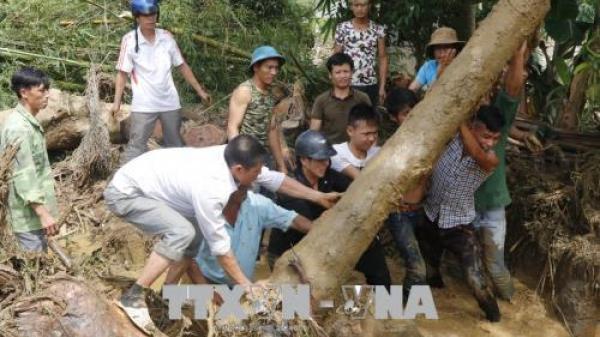 Yên Bái quyết tâm tiếp cận các xã đang bị cô lập do mưa lũ để hỗ trợ người dân