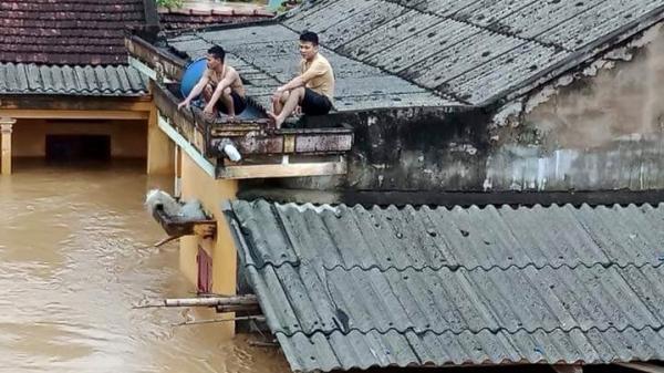 Những hình ảnh cười ra nước mắt ở Phú Thọ và các tỉnh miền Bắc sau trận ngập lụt kinh hoàng