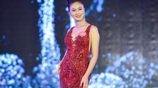 Nhan sắc thí sinh Phú Thọ và 24 người đẹp phía Bắc vào chung kết Hoa hậu Việt Nam 2018