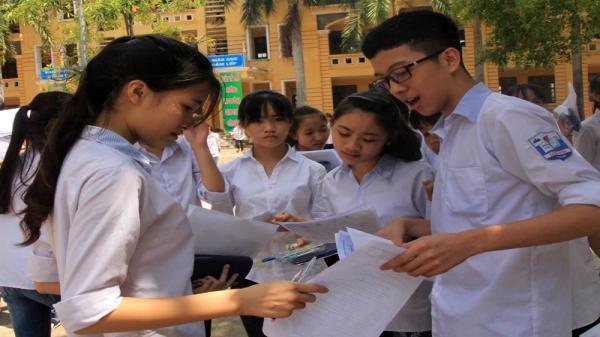 Bắc Giang: Công bố điểm chuẩn vào lớp 10 THPT công lập năm học 2018-2019