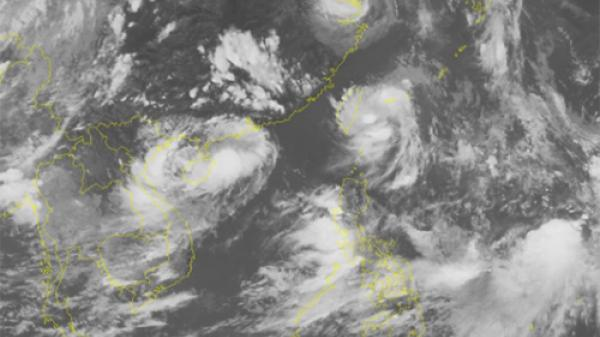 Tuần này các tỉnh Bắc Bộ lại mưa lớn do ảnh hưởng của áp thấp nhiệt đới